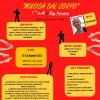 25-26 AGOSTO 2018 - MUSICA DAL CORPO - 1° LIVELLO - CIRO PADUANO