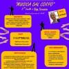 27-28 OTTOBRE 2018 - MUSICA DAL CORPO - 3° LIVELLO - CIRO PADUANO